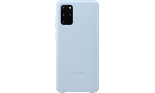 Samsung Leather Cover Galaxy S20 Plus Blue