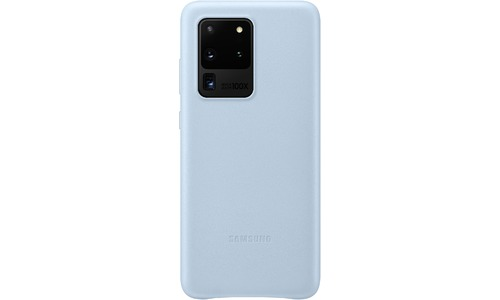 Samsung Leather Cover Galaxy S20 Ultra Blue