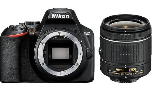 Nikon D3500 18-55 kit Black
