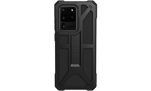 UAG Monarch Samsung Galaxy S20 Ultra Cover Black