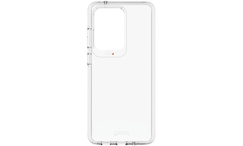 Gear4 Crystal Palace Samsung Galaxy S20 Ultra Back Cover Transparent