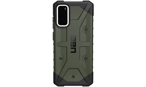 UAG Pathfinder Samsung Galaxy S20 Cover Olive Drab
