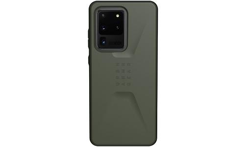 UAG Civilian Samsung Galaxy S20 Ultra Cover Olive