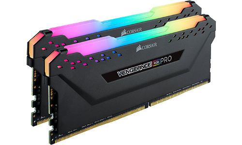 Corsair Vengeance RGB Pro Black 64GB DDR4-3600 CL18 kit