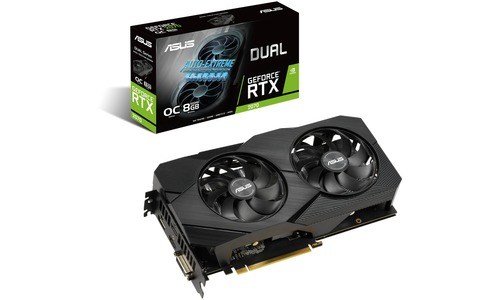 Asus GeForce RTX 2070 Dual Evo OC 8GB V2