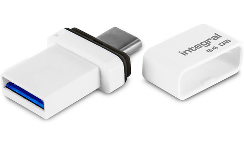 Integral Fusion Dual USB-C 64GB