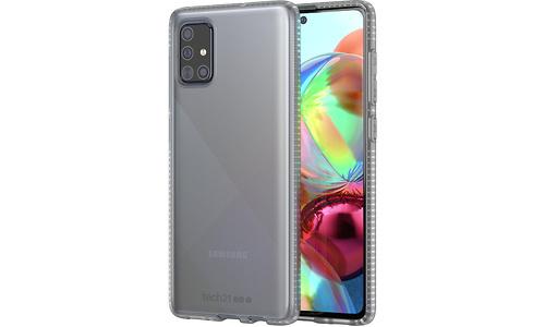 Tech21 Studio Clear Samsung Galaxy A71 Back Cover Transparent