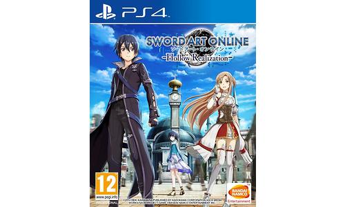 Sword Art Online : Hollow Realization (PlayStation 4)