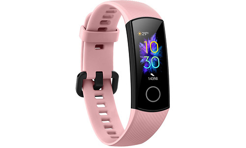 Honor Band 5 Activity Tracker Pink