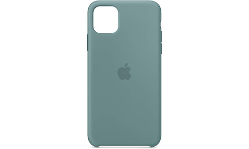 Apple iPhone 11 Pro Max Silicone Back Cover Cactus