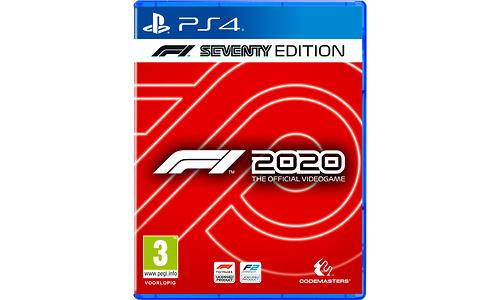 F1 2020 Seventy Edition (PlayStation 4)
