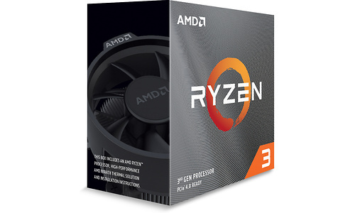 AMD Ryzen 3 3100 Boxed