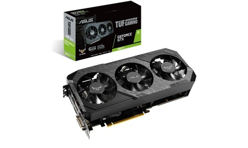 Asus TUF-3 Gaming GeForce GTX 1660 Ti 6GB