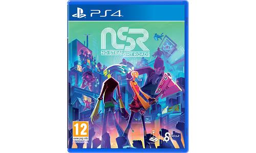 No Straight Roads (PlayStation 4)