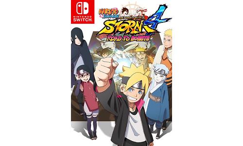 Naruto Shippuden Ultimate Ninja Storm 4 Road to Boruto (Nintendo Switch)