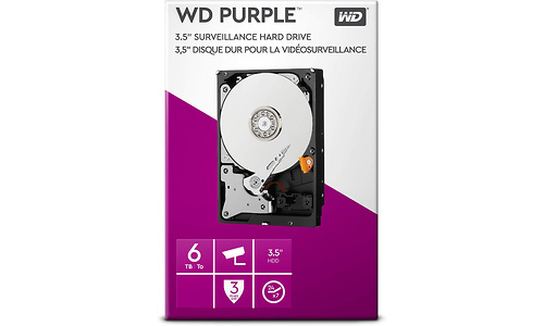 Western Digital WD Purple Surveillance 6TB