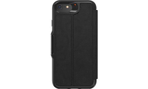 Gear4 Oxford Eco Apple iPhone SE 2 / 8 / 7 / 6 / 6s Book Case Black