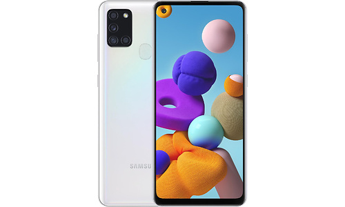 Samsung Galaxy A21s 64GB White