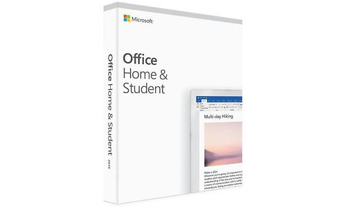 Microsoft Office Home & Student 2019 (NL)