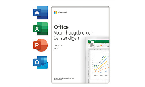 Microsoft Office Home & Business 2019 1-year (NL)