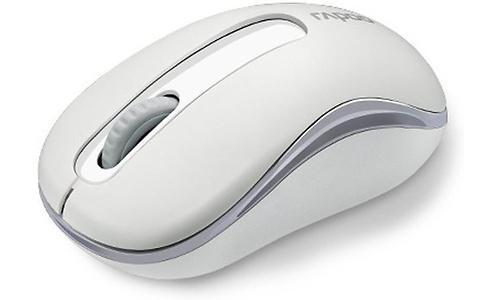 Rapoo M10 Plus Wireless Optical Mouse White