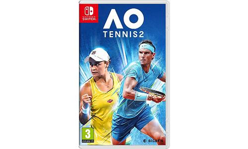 AO Tennis 2 (Nintendo Switch)