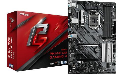 ASRock B460 Phantom Gaming 4