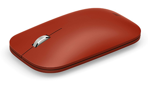 Microsoft Surface Mobile Mouse Red
