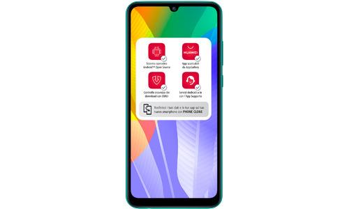Huawei Y6P Green