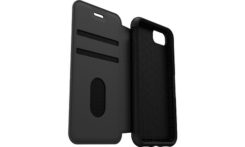 Otterbox Strada Apple iPhone SE 2 / 8 / 7 Book Case Black