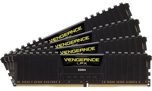 Corsair Vengeance LPX Black 64GB DDR4-4000 CL18 quad kit