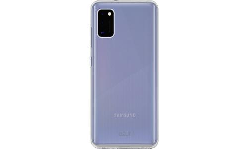 Azuri TPU Samsung Galaxy A41 Back Cover Transparent