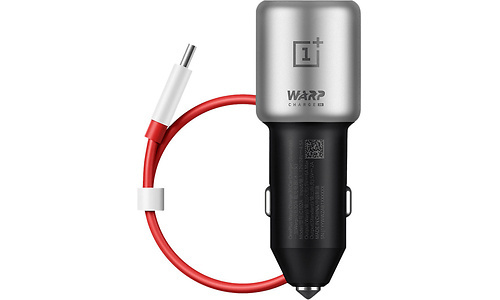 OnePlus Warp Charge 30 Car Charger Graphite