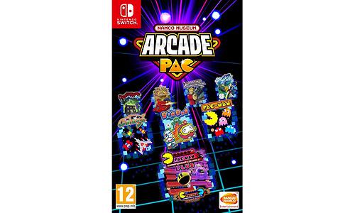 Namco Museum Arcade Pac (Nintendo Switch)