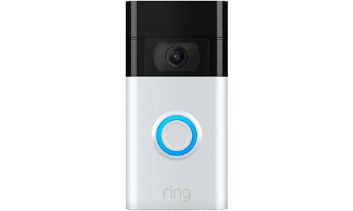 Ring Video Doorbell Black/Grey