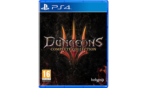Dungeons 3 Complete Edition (PlayStation 4)