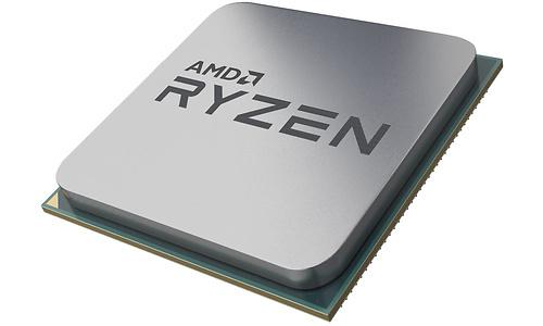 AMD Ryzen 5 3400G Tray