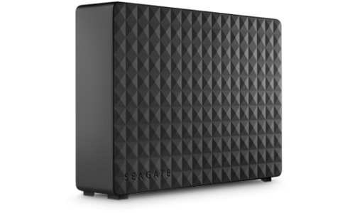 Seagate Expansion Desk 16TB Black