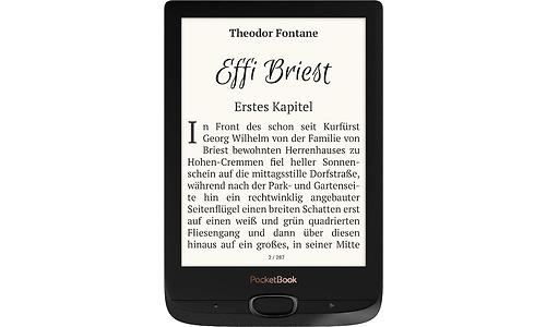 PocketBook Basic Lux 2 8GB Black/Silver