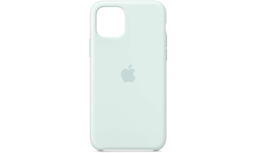 Apple iPhone 11 Pro Silicone Back Cover Seafoam