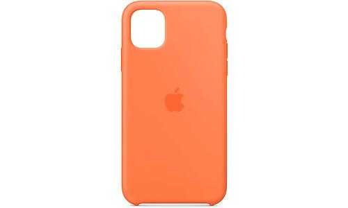 Apple iPhone 11 Silicone Back Cover Vitamine C