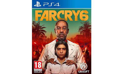 Far Cry 6 Standard Edition (PlayStation 4)