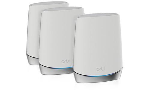 Netgear Orbi WiFi 6 White 3-pack