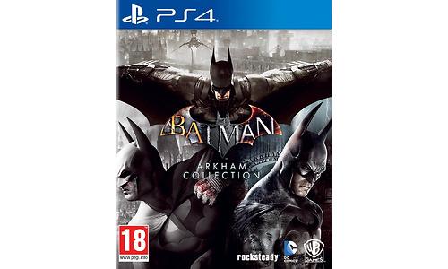 Batman: Arkham Collection Multi Language (PlayStation 4)