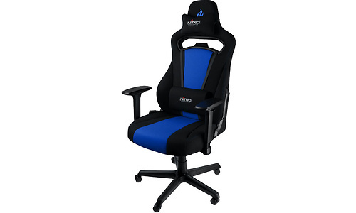 Nitro Concepts E250 Gaming Chair Black/Blue