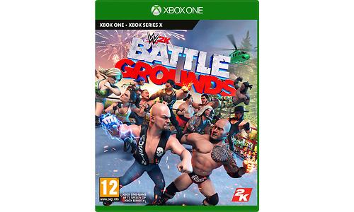 WWE Battlegrounds (Xbox One)