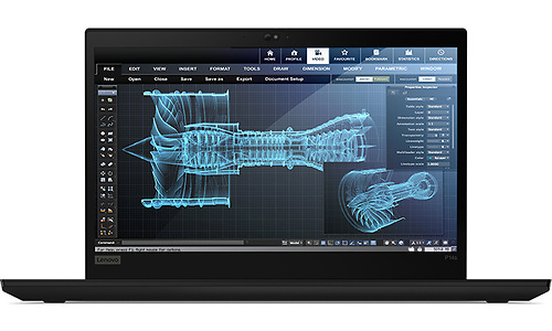Lenovo ThinkPad P14s (20S4CTO1WWNLNL3)
