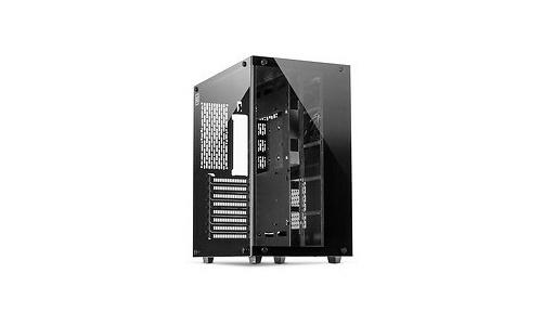 Inter-Tech C-701 Panorama RGB Black