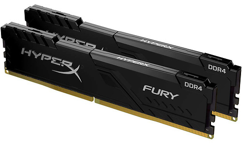 Kingston HyperX Fury Black 32GB DDR4-3200 CL16 kit