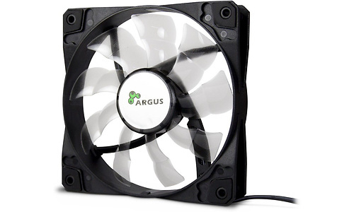 Inter-Tech Argus L-12025 Black